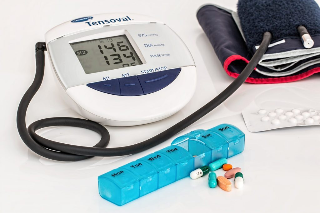 Low blood pressure- Symptoms and causes