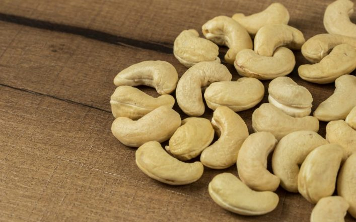 Cashew nuts health benefits