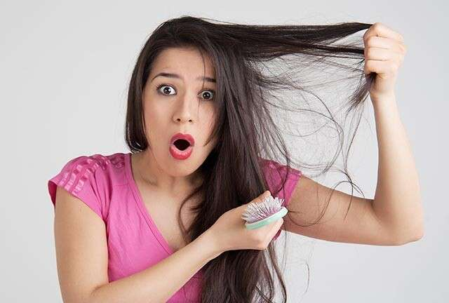 How To Stop Hair Fall And Tips To Control With Natural Home-hair falling out
